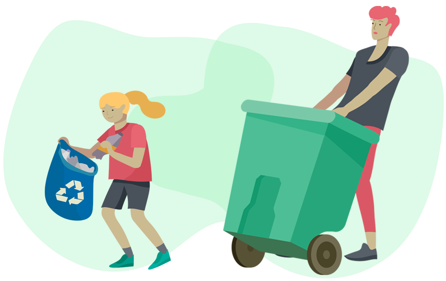 iwmc island waste collection - resources and learning materials for schools and landlords