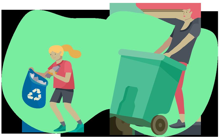 La Société de gestion des déchets de l'Île - Ressources en français